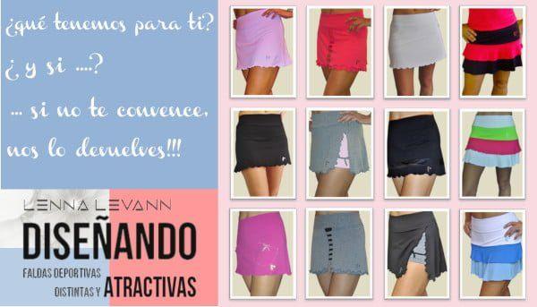Faldas de padel para mujeres con estilo propio