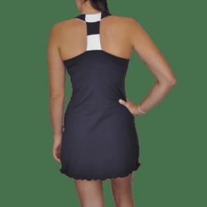 Vestido tenis modelo Navy