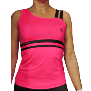 camisetas tenis mujer