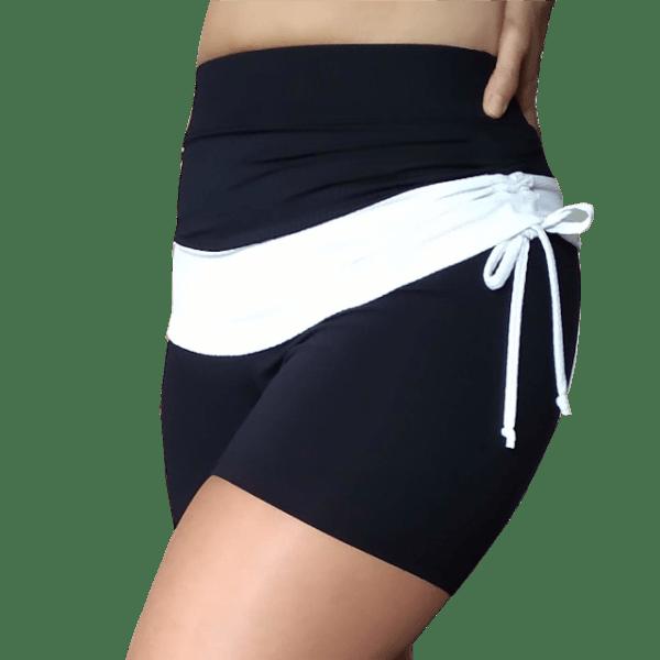 Short deportivo fitness mujer