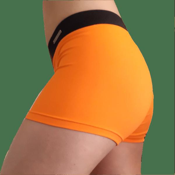 mallas deportivas cortas mujer
