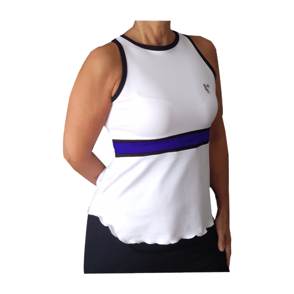Camiseta padel y tenis mujer mod Claudia