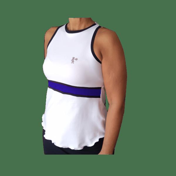 Camiseta tenis mujer mod Claudia